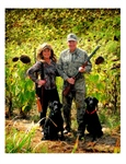 Conservation Leaders Diane and Doug Oberhelman to be Inducted into Illinois Outdoor Hall of Fame