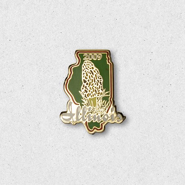 2009 Morel Pin