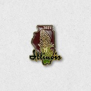 2021 Morel Pin
