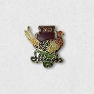 2021 Pheasant Pin
