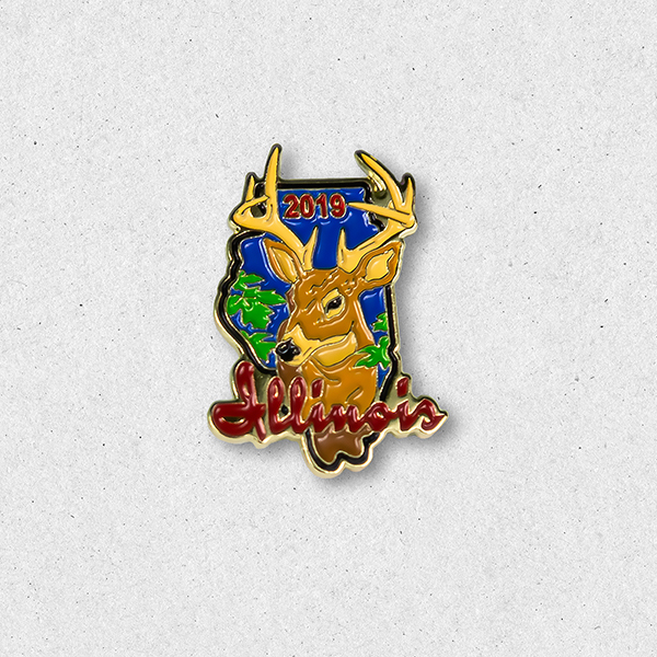 2019 Big Buck Pin